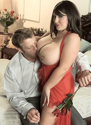 Big Boobs Romantic Porn Pictures