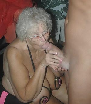 Big boobs granny pics